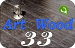 Ecoflooring Art WOOD